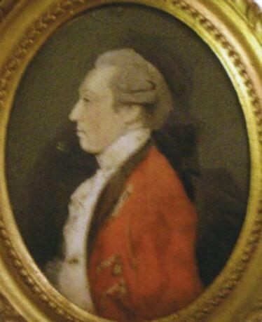 Portrait of Samuel Hayes | Courtesy of Coillte/Avondale House