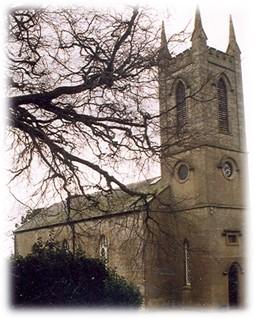 Newcastle Church. | Public domain.