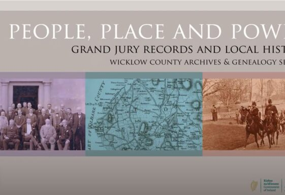 The Wicklow Grand Jury - A collaboration with Beyond 2022