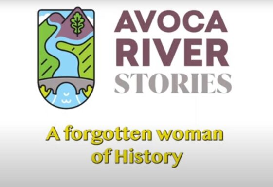 A Forgotten Woman of History