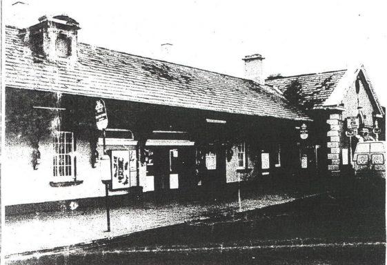 Daly Railway Station, Bray