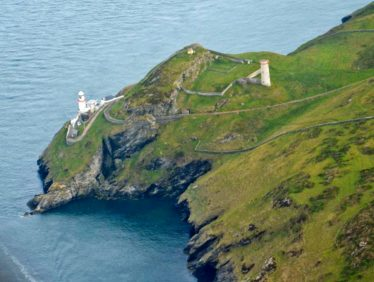 Wicklow Head from Above | Wicklow Head Preservation Group