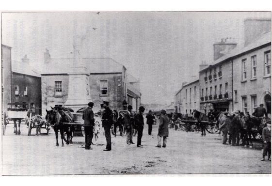 The Influenza Epidemic of 1918 in Wicklow Town and District