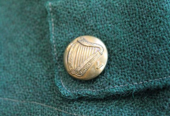 Irish Dancing Jacket and Shawl