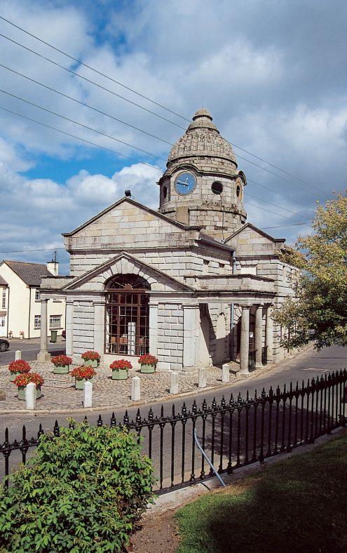 Dunlavin Market House
