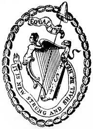 Symbol of the Society of United Irishmen