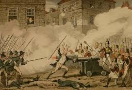 Chronology of the Important Events during the 1798 Rebellion in County Wicklow
