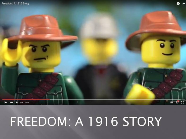 Freedom: A 1916 Story