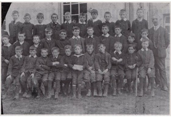 The National Schools in Wicklow Town 1832-1919