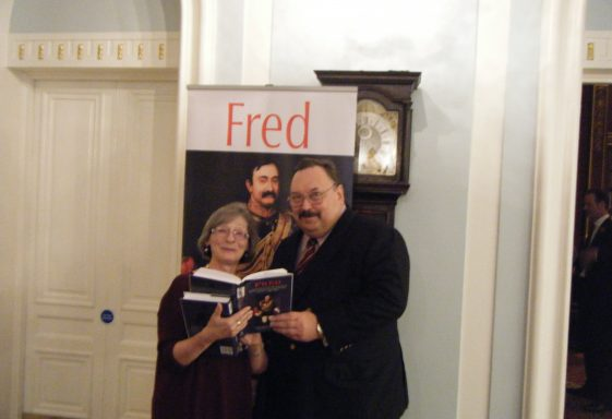 Fred: The Collected Letters And Speeches Of Colonel Frederick Gustavus Burnaby