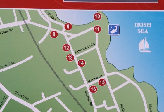 Trails Of Greystones: Its Buildings And History