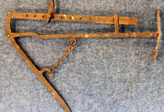 Horse Wagon Jack