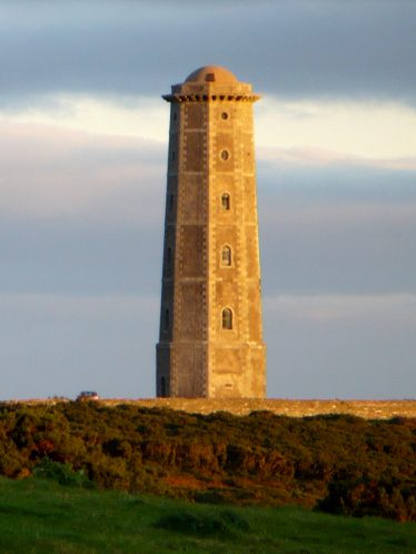 Octagonal Lighthouse - Landmark Trust | Wicklow Head Preservation Group