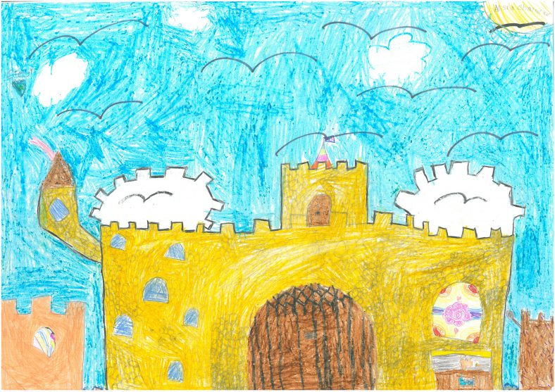 The Black Castle | Alisha Chattedee