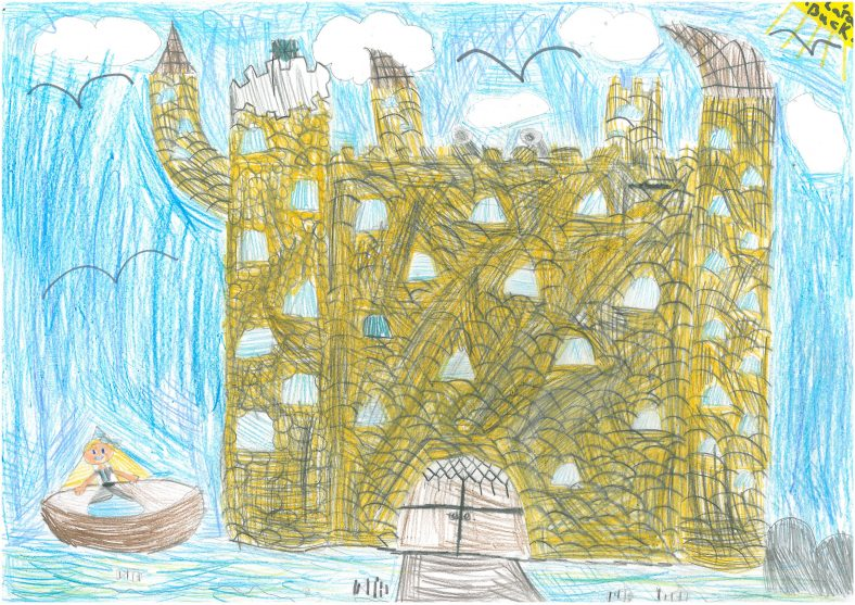The Black Castle | Lara Buck