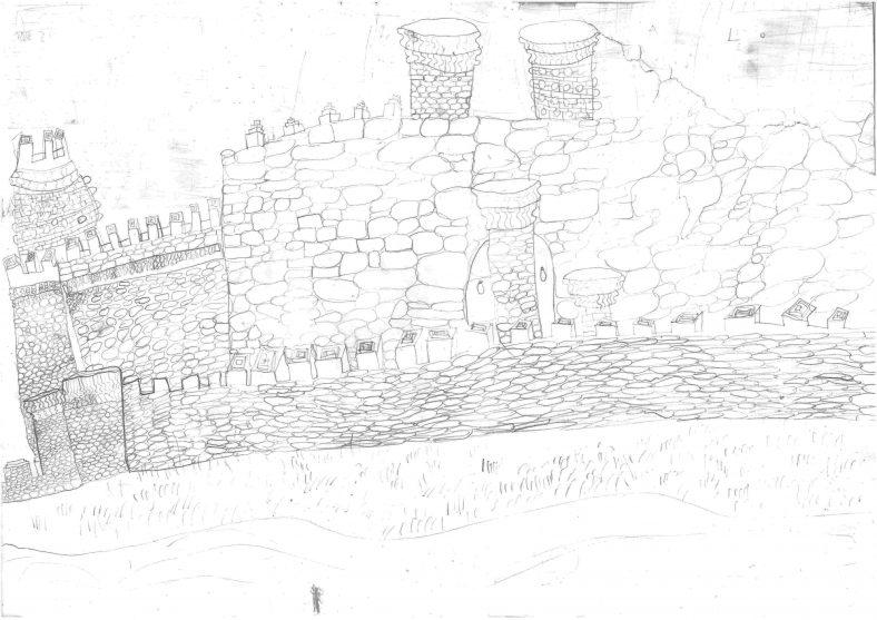 The Black Castle | Fintan Devine