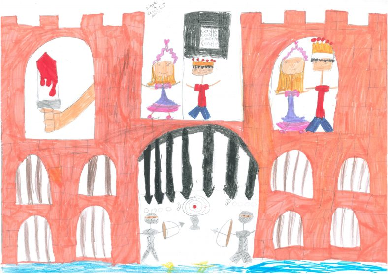 The Black Castle | Lexy O'Neill