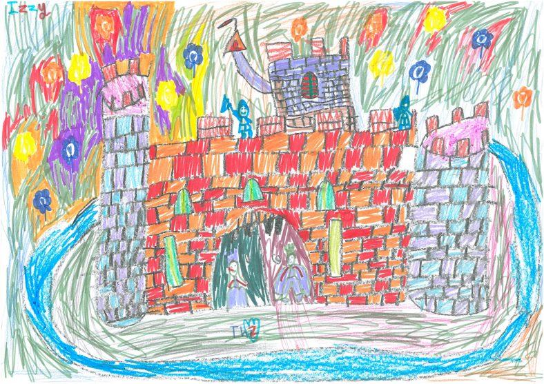 The Black Castle | Isabella Dunne
