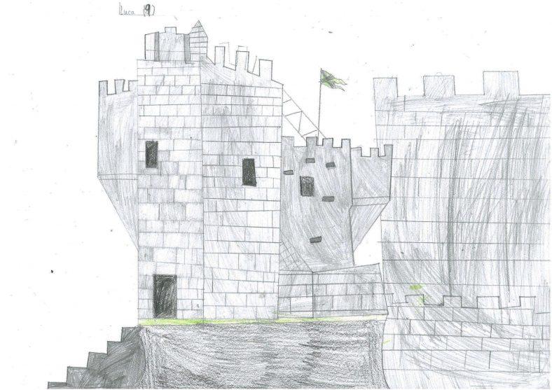 The Black Castle | Luca