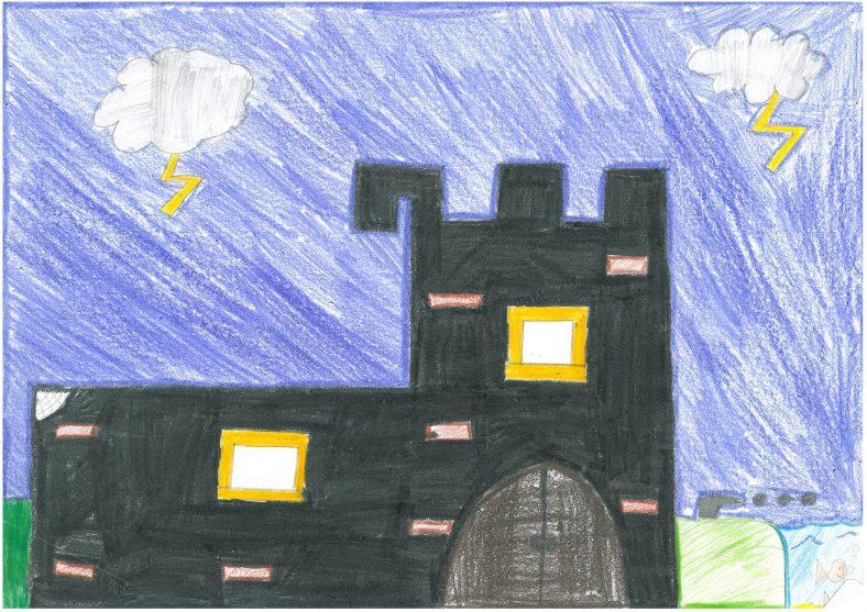 The Black Castle | Aoibhinn Ni Artlaigh