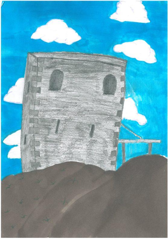 The Black Castle | Annabel Werner