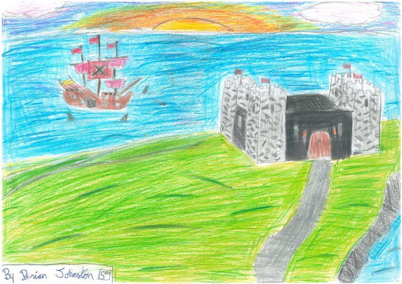 The Black Castle | Brian Johnston