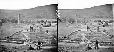 Glendalough: An Age Old Attraction   National Library of Ireland