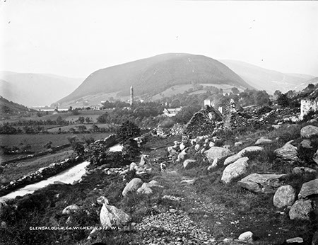 Glendalogh, Co. Wicklow   National Library of Ireland