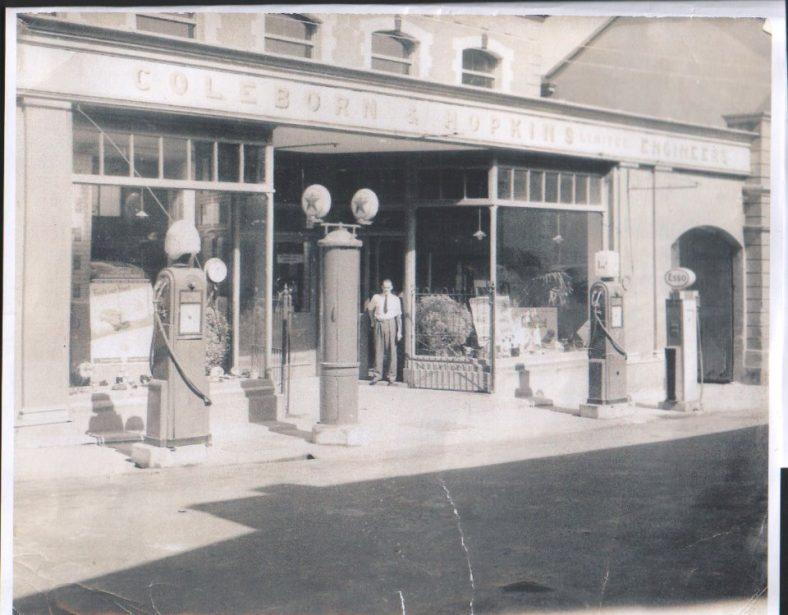 Coleburn and Hopkins Garage