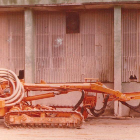 New Compressor Rig | Barry McKeon