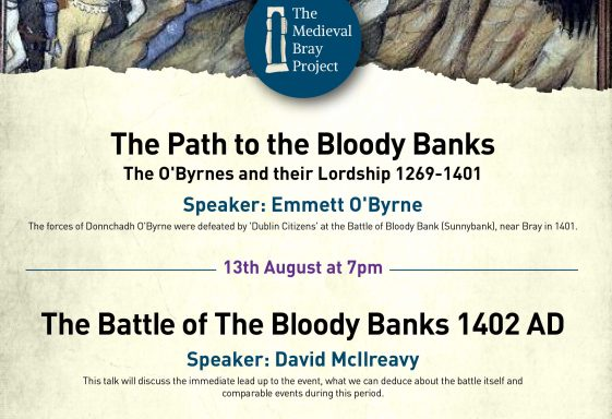 THE BATTLE OF THE BLOODYBANK