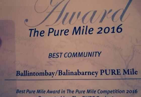 Ballintombay/Balinabarney PURE Mile