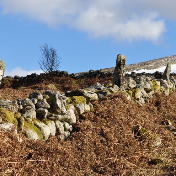 Ballinastockan Dry Stone Walls   Chris Corlett