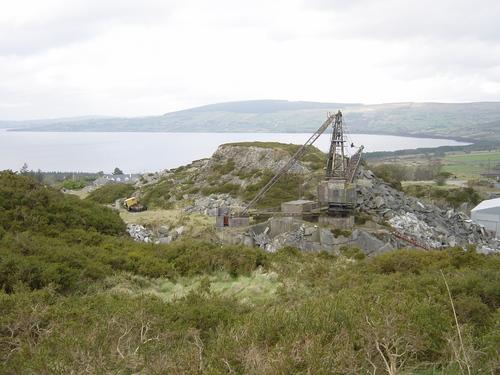 Ballyknockan Quarry   Wicklow County Council