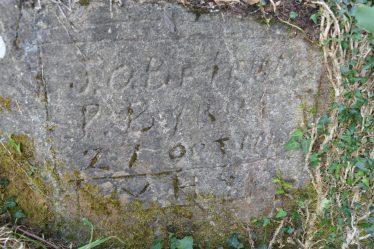 Ballyknockenbeg farm bridge with inscription | Tommy Kearney