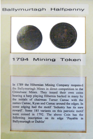 Avoca Heritage Courthouse. Mining Copper Coinage | Mary Hargaden May 2015