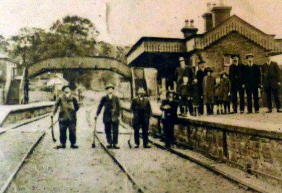 Baltinglass - The Railway