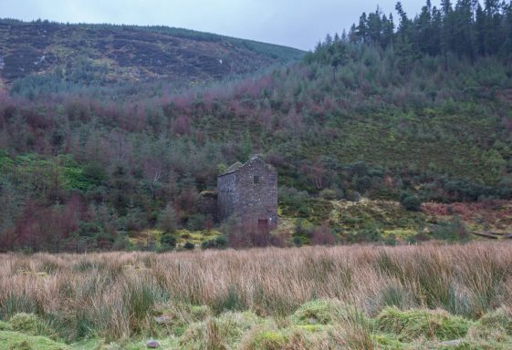 Open Day at the Barravore Crusher Building, Glenmalure