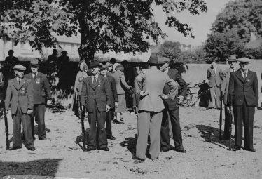 Bray Volunteers during the Civil War | unknown