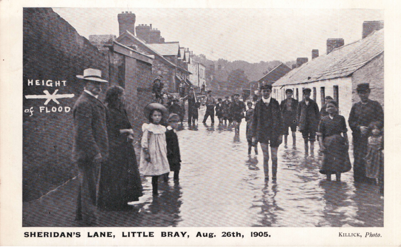 Sheridan's Lane, Bray | Wicklow County Council Library Service