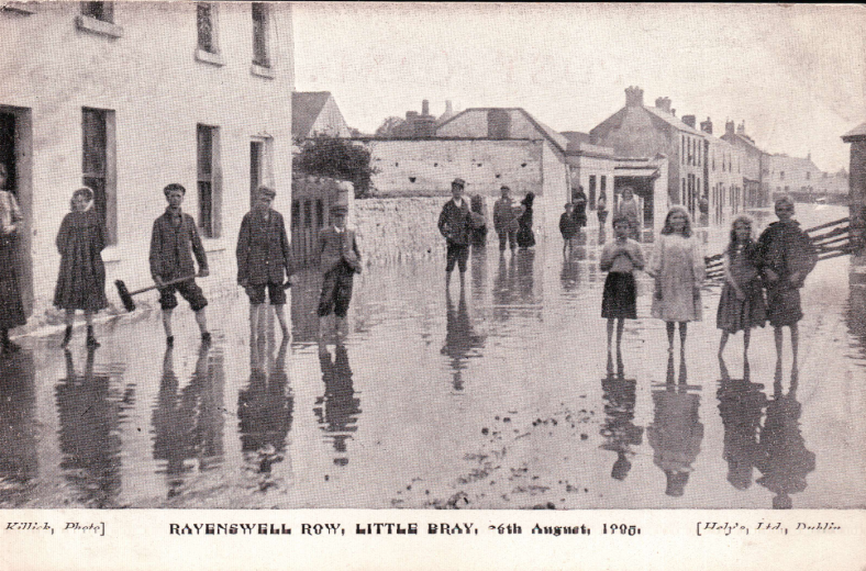 Ravenswell Row, Little Bray | Wicklow County Council Library Service