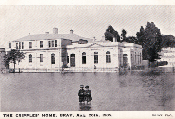 The Great Flood of 1905