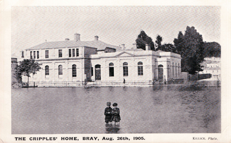 The Cripple's Home, Bray | Wicklow County Council Library Service