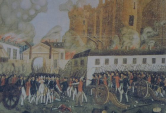 Baltinglass - A World in Turmoil