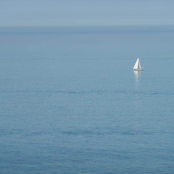 Boat off Bray Head | Penny Byrne