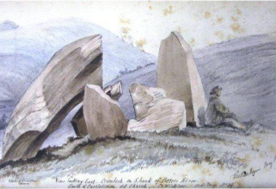 Castletimon Dolmen