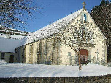 Church of Our Lady Askanagap - Built 1820 | The Askanagap Community Development Association