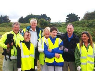 Brittas Bay Coastcare - Cleaning the Beach Day | Brittas Bay Coast Care