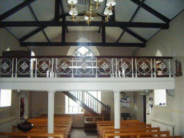Inside Crossbridge Church   Crossbridge Development Committee