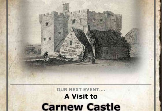 A Visit to Carnew Castle
